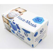 ماسک سه لایه پزشکی Face Mask بسته 50 عددی (اصلی)