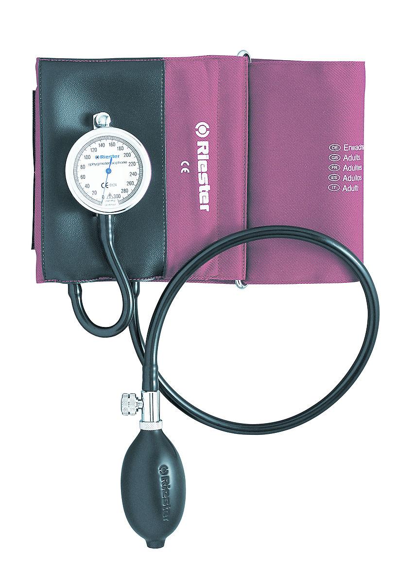 فشارسنج عقربه ای ریشتر مدل Sphygmotensiophone 1380